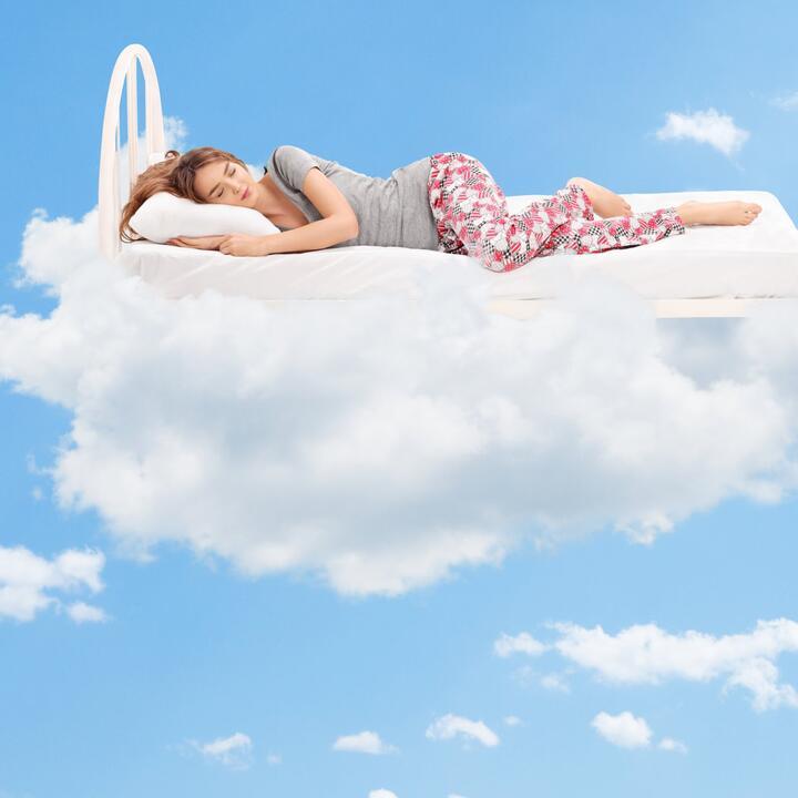 vzdušná matrace