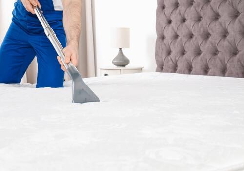 údržba matrace