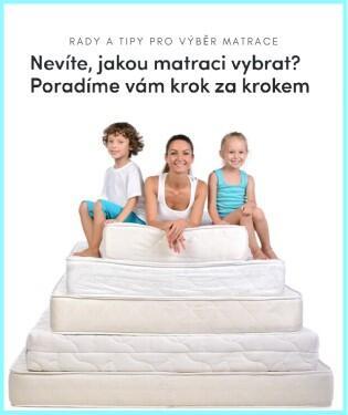jakou matraci
